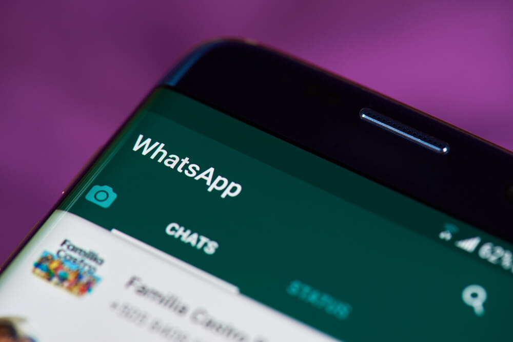 WhatsApp Archive Chat groups